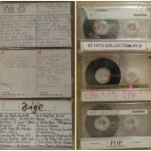 Kolm kassetti