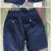 Lühikesed mustad püksid S