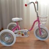 Kolmerattaline jalgratas