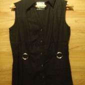 Linane pikem vest või pluus suurus 36-38