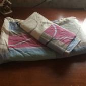 Kaheinimese voodipesukomplekt
