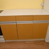 Köögikapp 120 cm