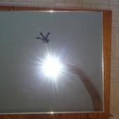 Peegel 50x40 cm