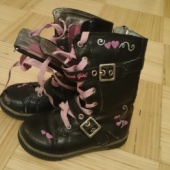 Tüdrukute saapad