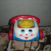 Mängutelefon.