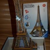 3D puzzle.