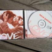 CD plaat armastuslauludega