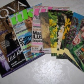 Erinevad ajakirjad