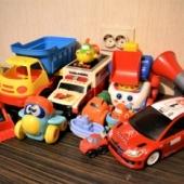 Poiste mänguasjad