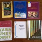 6 õigusealast raamatut