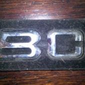 BC tähed autole
