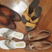 Erinevad kingad 39&40