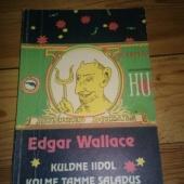Edgar Wallace krimiromaan