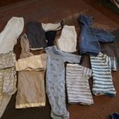 6 kuni 9 kuulise poisi riided