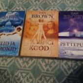 Dan Browni raamatud