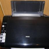 Printer-skänner- koopiamasin Epson- veaga