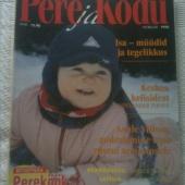Pere ja Kodu 1996- 7 numbrit