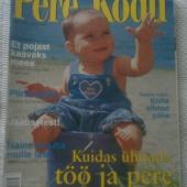 Pere ja Kodu 2001 - 8 numbrit