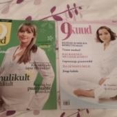 Pere ja Kodu 9 kuud- 2 ajakirja