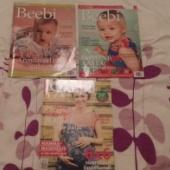 Beebi ja 9kuud ajakirjad