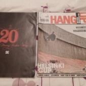 Hang Up- rula ajakirjad- soome keeles- 2tk