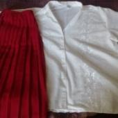 Seelik ja valge pluus