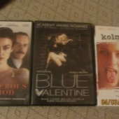 Kolm DVD-d
