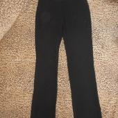 Reserved'i mustad viigipüksid XS