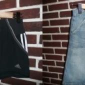 M-suurusele püksid ja seelik