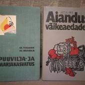 Aiandusalased raamatud