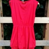 Punane kleit, suurus 38