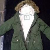 Tüdruku talvejope, 9-11aastat