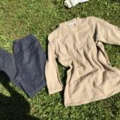 Kampsun ja püksid L