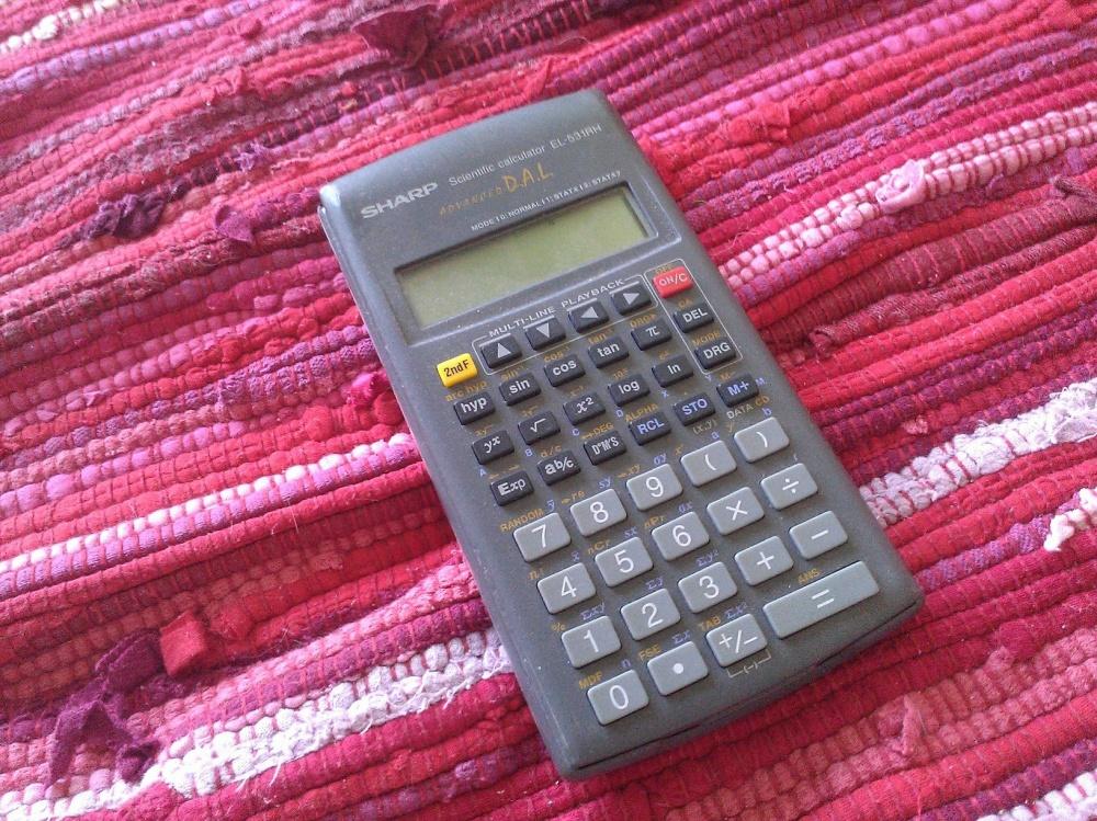 c0f02387324 Funktsioonidega kalkulaator - Spunk.ee