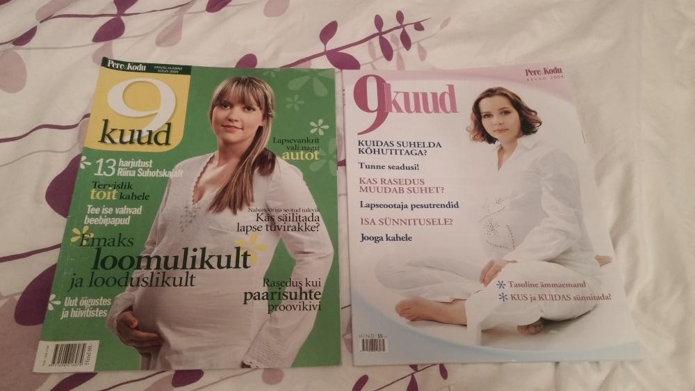 ba244108593 Pere ja Kodu 9 kuud- 2 ajakirja - Spunk.ee