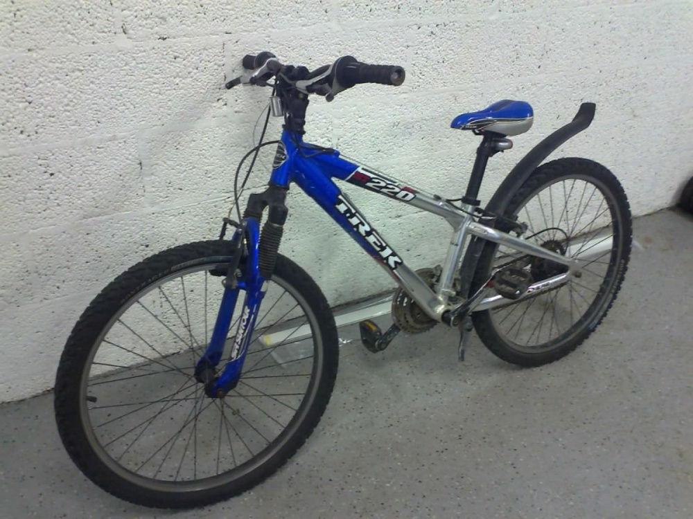 e92a4ab66bb Laste jalgratas Trek 202 - Spunk.ee
